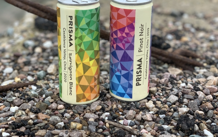 Prisma Canned Wines