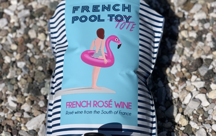 Rosé Sacks and Totes!
