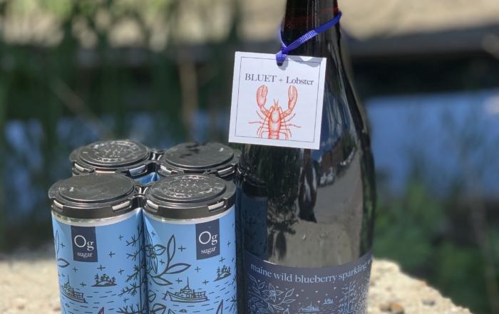 Bluet – Wild Maine Blueberry Wines
